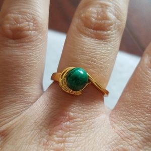 Jewelry - 18K Gold Electroplated ring